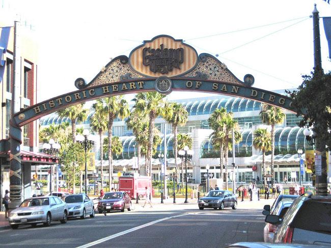 San Diego Gaslamp